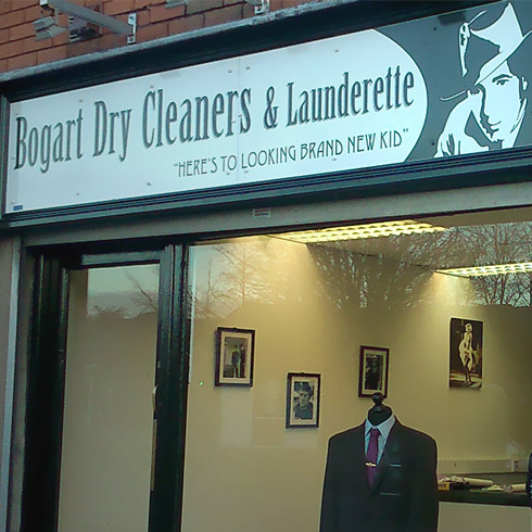 Bogart Dry Cleaners & Launderette